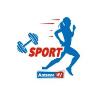 Logo of radio station Antenne MV Sport