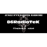 Logo of radio station 86RadioTek