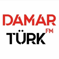 Logo of radio station DamarTürk Fm