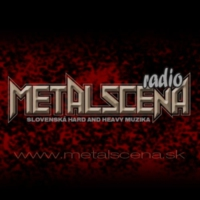 Logo of radio station METALSCENA RADIO