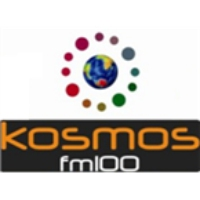 Logo of radio station Kosmos FM 100
