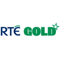 Logo of radio station RTE Gold