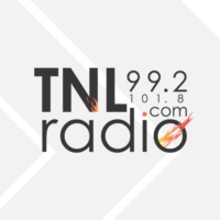 Logo of radio station TNL Radio