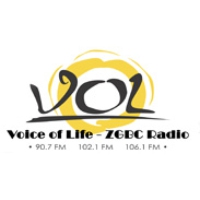 Logo de la radio Voice of Life Radio