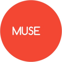 Logo of radio station DEEJAY Muse
