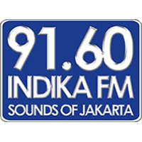 Logo of radio station Indika FM 91.60