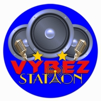 Logo of radio station Vybez Station