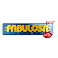 Logo of radio station Fábula Estéreo