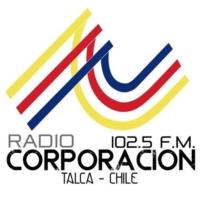 Logo of radio station Radio Corporación Talca