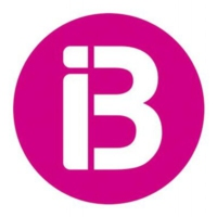 Logo of radio station IB3 Ràdio