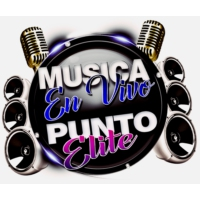Logo of radio station Musica En Vivo Y Punto Elite