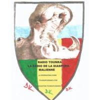Logo of radio station RADIO TOUNKA