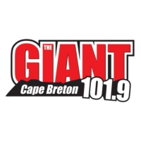 Logo of radio station 101.9 The Giant