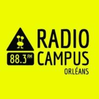 Logo of radio station Radio Campus Orléans 88.3 FM