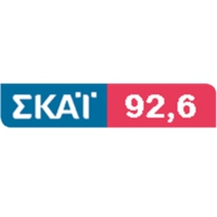 Logo of radio station ΣΚΑΪ 92.6