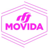 Logo of radio station RFT - Movida