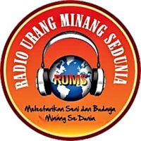 Logo of radio station Radio Urang Minang Sadunia