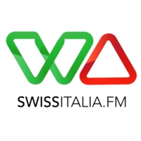 Logo of radio station Radio SWISS ITALIA