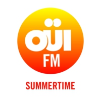 Logo of radio station OUI FM Summertime