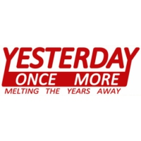 Logo de la radio YOM Yesterday Once More