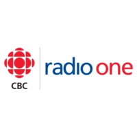 Logo of radio station CBC Radio 1 Fredericton