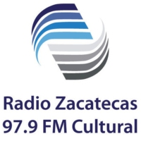 Logo of radio station XHZH Radio Zacatecas 97.9FM
