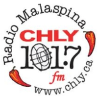 Logo of radio station CHLY