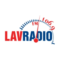 Logo of radio station LavRadio 106.9