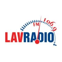 Logo de la radio LavRadio 106.9
