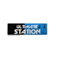 Logo of radio station Ultimate-Station