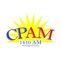 Logo of radio station CPAM 1410 AM