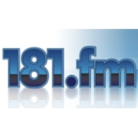 Logo de la radio 181.fm - UK top 40