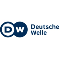 Logo of radio station Deutsche Welle