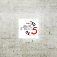Logo of radio station Studio 5