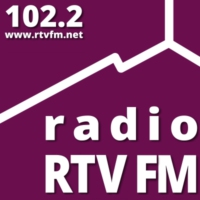 Logo of radio station Radio RTV FM