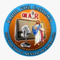 Logo of radio station RADIO VOS CATOLICA TACANA