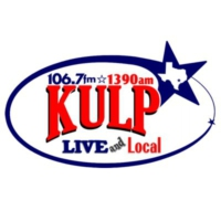 Logo of radio station KULP 1390 AM
