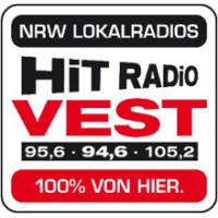 Logo of radio station Hit Radio Vest