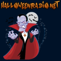 Logo of radio station HalloweenRadio.net