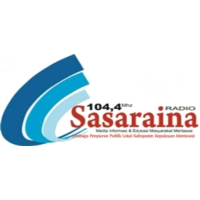 Logo of radio station LPPL Radio Sasaraina FM