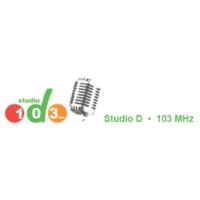 Logo of radio station Studio D