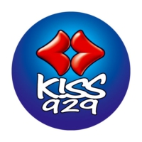 Logo of radio station Kiss Fm 92.9