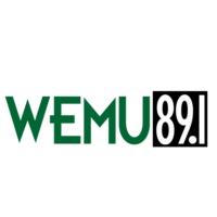 Logo of radio station WEMU 89.1