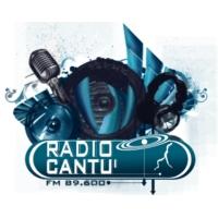 Logo de la radio Cantu 89.6 FM