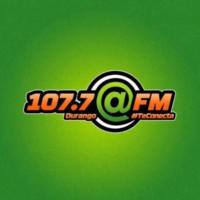 Logo of radio station XHOH @FM 107.7 FM