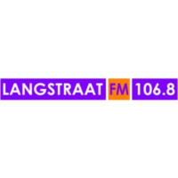 Logo of radio station Langstraat FM 106.8