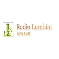 Logo of radio station Radio Lumbini