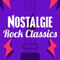 Logo of radio station Nostalgie Rock