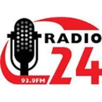 Logo of radio station Radio 24 93.9