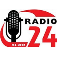 Logo of radio station Radio 24 93.9